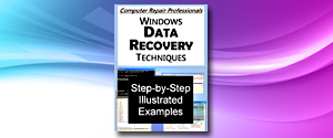 Windows Data Recovery book